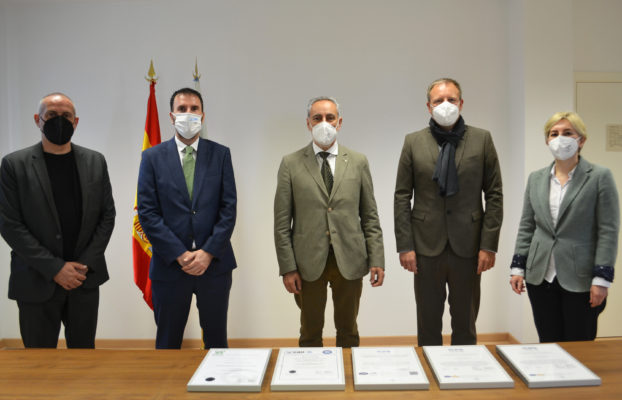 The Port Authority of Vilagarcia de Arousa has compensated its Carbon Footprint